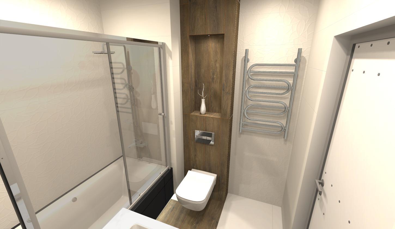 Projekt łazienki 18