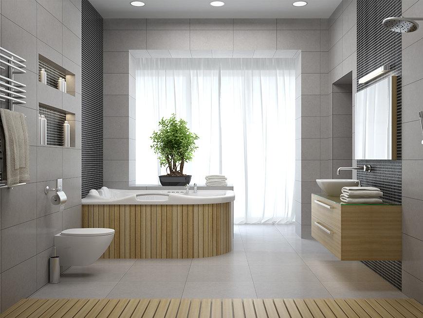 Przy Zakupie łazienki Projekt I Wizualizacja Gratis